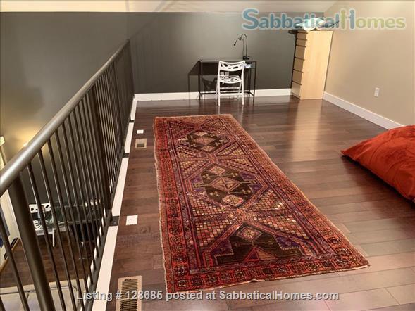 Beautiful, light-filled condo in heart of Sugarhouse neighborhood Home Rental in Salt Lake City, Utah, United States 8