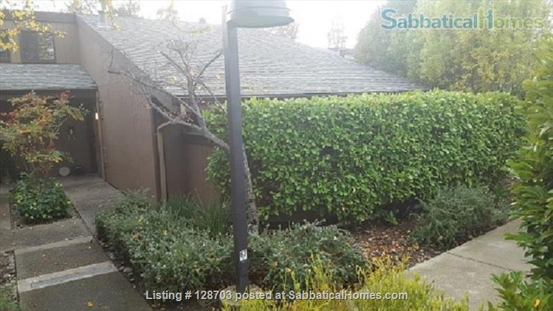 Serene Silicon Valley Townhome -Your Own Bedroom & Bathroom Home Rental in San Carlos, California, United States 1
