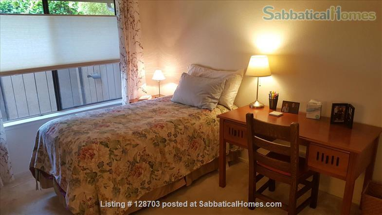 Serene Silicon Valley Townhome -Your Own Bedroom & Bathroom Home Rental in San Carlos, California, United States 0