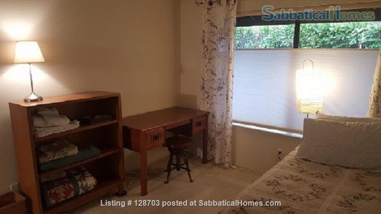 Serene Silicon Valley Townhome -Your Own Bedroom & Bathroom Home Rental in San Carlos, California, United States 2