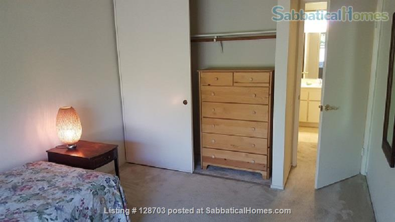 Serene Silicon Valley Townhome -Your Own Bedroom & Bathroom Home Rental in San Carlos, California, United States 3