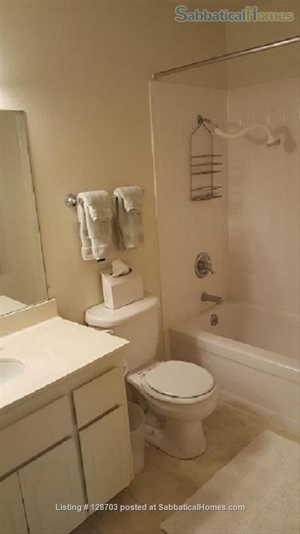 Serene Silicon Valley Townhome -Your Own Bedroom & Bathroom Home Rental in San Carlos, California, United States 4