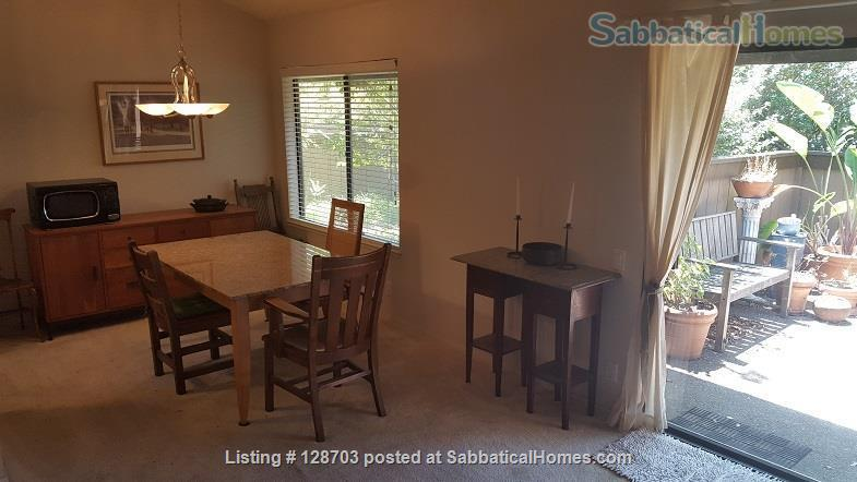 Serene Silicon Valley Townhome -Your Own Bedroom & Bathroom Home Rental in San Carlos, California, United States 7