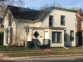 1-BR apt across from Memorial Hospital South Bend & very close to ND University. Home Rental in South Bend, Indiana, United States 1