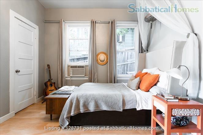 Quiet 1920's home with private porch Home Rental in Los Angeles, California, United States 3