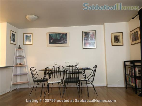 Foggy Bottom 1BR near GU, GWU with Roof Pool Home Rental in Washington, District of Columbia, United States 0