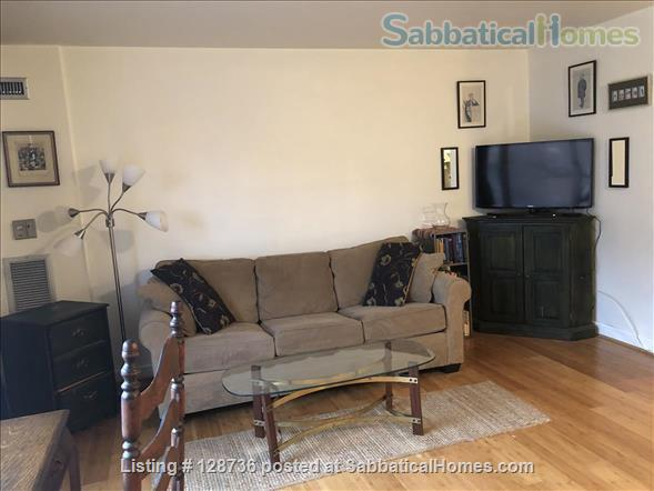 Foggy Bottom 1BR near GU, GWU with Roof Pool Home Rental in Washington, District of Columbia, United States 3