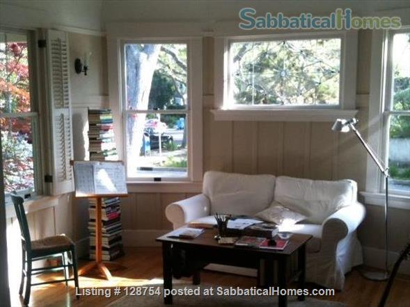 Historic Home a Stone's Throw from Stanford Home Rental in Palo Alto, California, United States 0