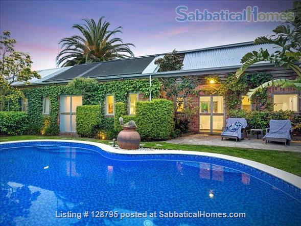 Beautiful garden studio, close to city, parks and public transport Home Rental in Clifton Hill, VIC, Australia 1