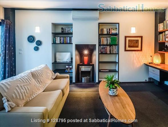 Beautiful garden studio, close to city, parks and public transport Home Rental in Clifton Hill, VIC, Australia 0