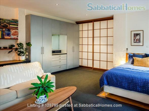 Beautiful garden studio, close to city, parks and public transport Home Rental in Clifton Hill, VIC, Australia 2