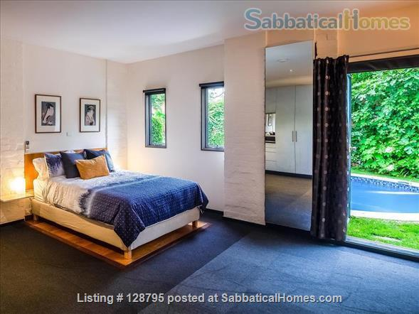 Beautiful garden studio, close to city, parks and public transport Home Rental in Clifton Hill, VIC, Australia 3