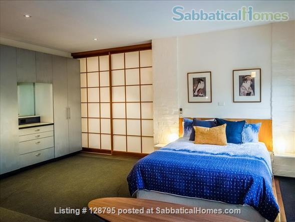 Beautiful garden studio, close to city, parks and public transport Home Rental in Clifton Hill, VIC, Australia 4