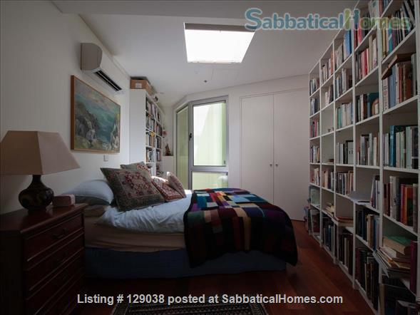 Beautiful modern 3 bedroom penthouse apartment, close to Melbourne University and the city Home Rental in Brunswick East, Victoria, Australia 4