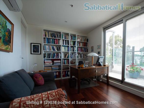 Beautiful modern 3 bedroom penthouse apartment, close to Melbourne University and the city Home Rental in Brunswick East, Victoria, Australia 5