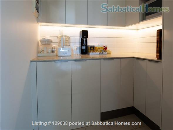Beautiful modern 3 bedroom penthouse apartment, close to Melbourne University and the city Home Rental in Brunswick East, Victoria, Australia 6