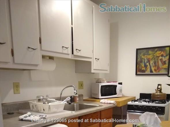 Furnished  Garden Apartment   WiFi and Utilities Included  Walk to Duke Home Rental in Durham, North Carolina, United States 0