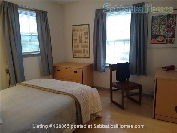Furnished  Garden Apartment   WiFi and Utilities Included  Walk to Duke Home Rental in Durham, North Carolina, United States 4