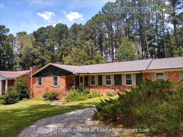 Furnished  Garden Apartment   WiFi and Utilities Included  Walk to Duke Home Rental in Durham, North Carolina, United States 6