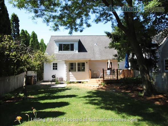 Fully Furnished 3 Bedroom/2 Bathroom Home for Rent in Desirable Dudgeon-Monroe Neighborhood Home Rental in Madison, Wisconsin, United States 9