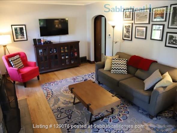 Fully Furnished 3 Bedroom/2 Bathroom Home for Rent in Desirable Dudgeon-Monroe Neighborhood Home Rental in Madison, Wisconsin, United States 1