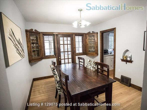 Fully Furnished 3 Bedroom/2 Bathroom Home for Rent in Desirable Dudgeon-Monroe Neighborhood Home Rental in Madison, Wisconsin, United States 2