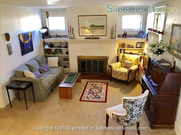Charming, Furnished 4 BR Farmhouse Near Downtown Bethesda Home Rental in Bethesda, Maryland, United States 1