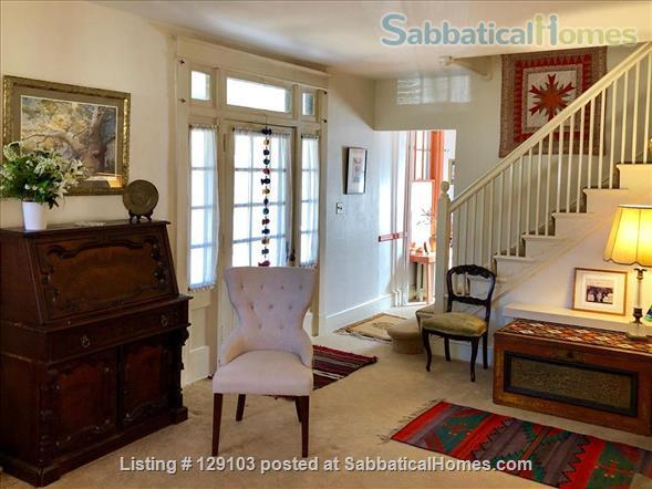 Charming, Furnished 4 BR Farmhouse Near Downtown Bethesda Home Rental in Bethesda, Maryland, United States 0