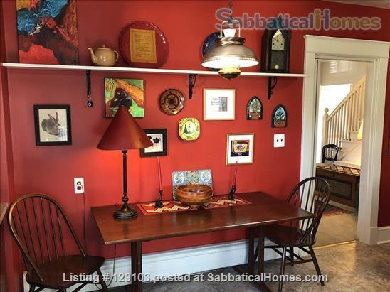 Charming, Furnished 4 BR Farmhouse Near Downtown Bethesda Home Rental in Bethesda, Maryland, United States 2