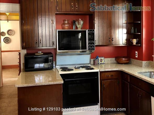 Charming, Furnished 4 BR Farmhouse Near Downtown Bethesda Home Rental in Bethesda, Maryland, United States 3