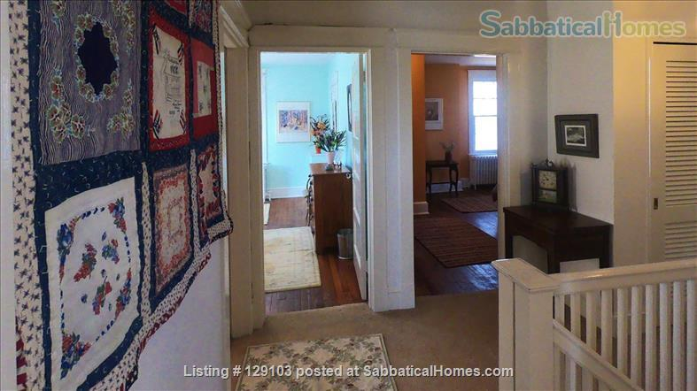 Charming, Furnished 4 BR Farmhouse Near Downtown Bethesda Home Rental in Bethesda, Maryland, United States 5