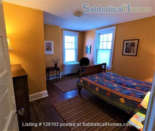 Charming, Furnished 4 BR Farmhouse Near Downtown Bethesda Home Rental in Bethesda, Maryland, United States 7