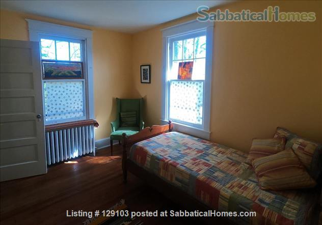 Charming, Furnished 4 BR Farmhouse Near Downtown Bethesda Home Rental in Bethesda, Maryland, United States 8