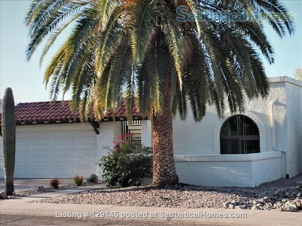 Renovated patio home near ASU and Mesa Community College Home Rental in Tempe 1