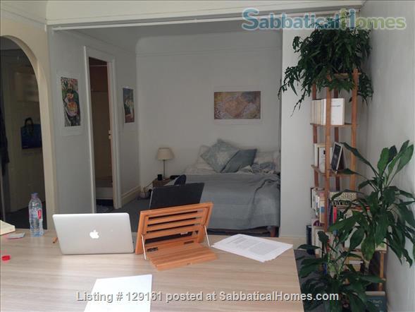 Charming apartment in northwest Paris Home Rental in Paris, Île-de-France, France 0