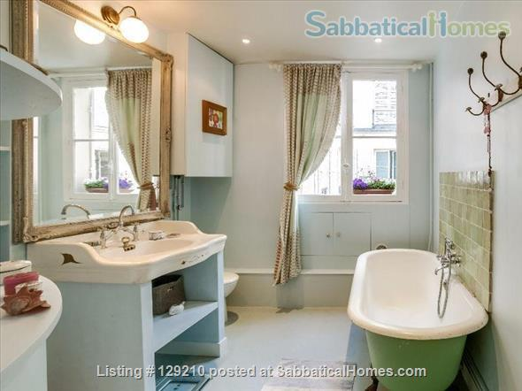 The most beautiful apartment in  Paris' Luxembourg Gardens Home Rental in Paris, Île-de-France, France 7