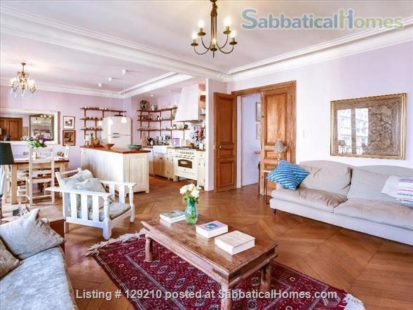 The most beautiful apartment in  Paris' Luxembourg Gardens Home Rental in Paris, Île-de-France, France 8