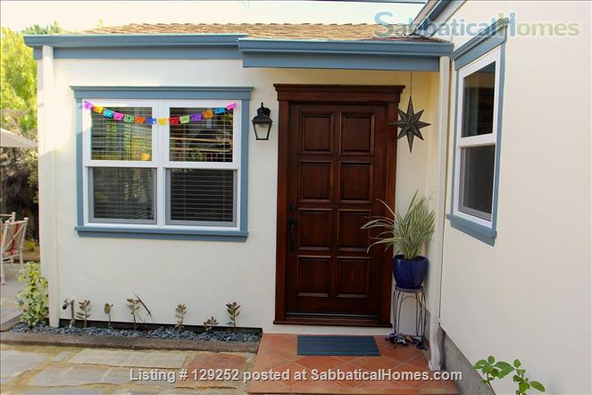 Westside Casita Home Rental in Santa Cruz, California, United States 1