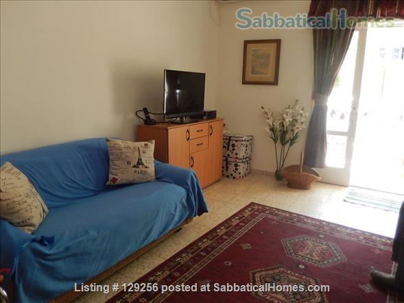 Conveniently located Jerusalem 2 bedroom fully furnished apartment for rent Home Rental in Jerusalem, Jerusalem District, Israel 1