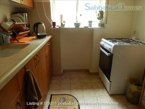 Conveniently located Jerusalem 2 bedroom fully furnished apartment for rent Home Rental in Jerusalem, Jerusalem District, Israel 3