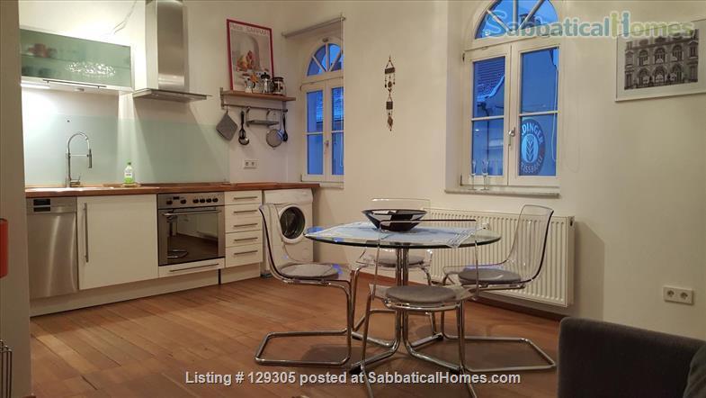 Charming Flat in historic building in Munich Schwabing  Home Rental in München, Bayern, Germany 1