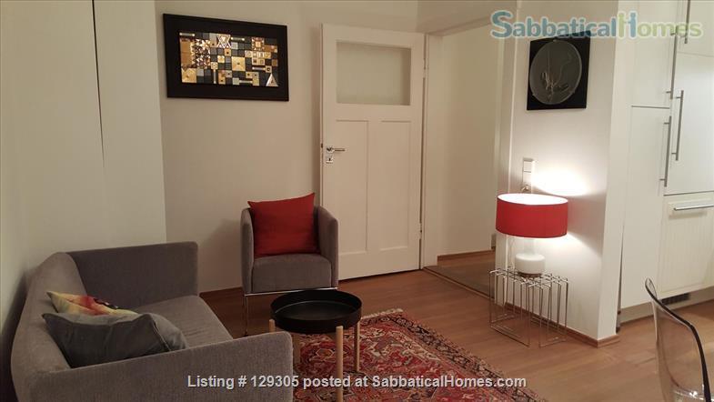 Charming Flat in historic building in Munich Schwabing  Home Rental in München, Bayern, Germany 4