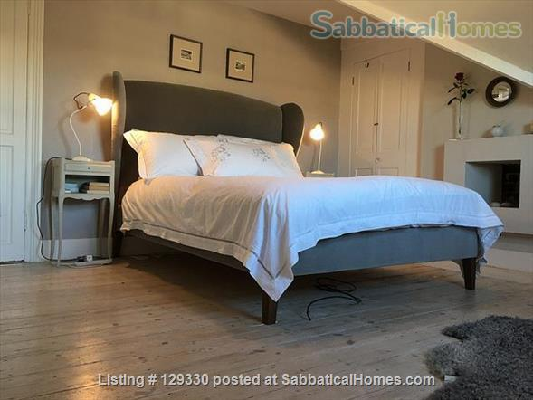 Luxury London Three-Bedroom Garden Duplex Home Rental in South Woodford, England, United Kingdom 2