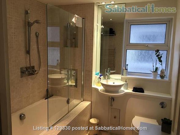 Luxury London Three-Bedroom Garden Duplex Home Rental in South Woodford, England, United Kingdom 3