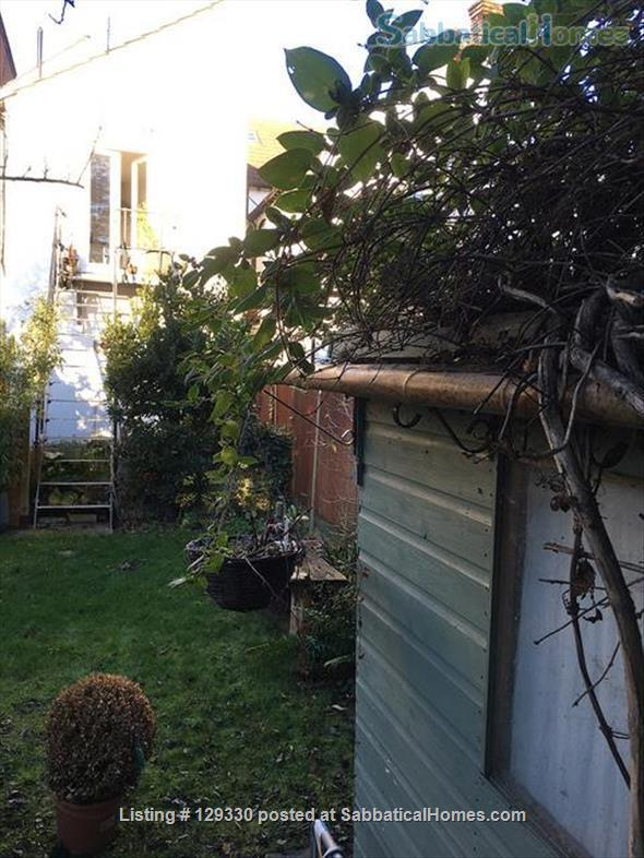 Luxury London Three-Bedroom Garden Duplex Home Rental in South Woodford, England, United Kingdom 6