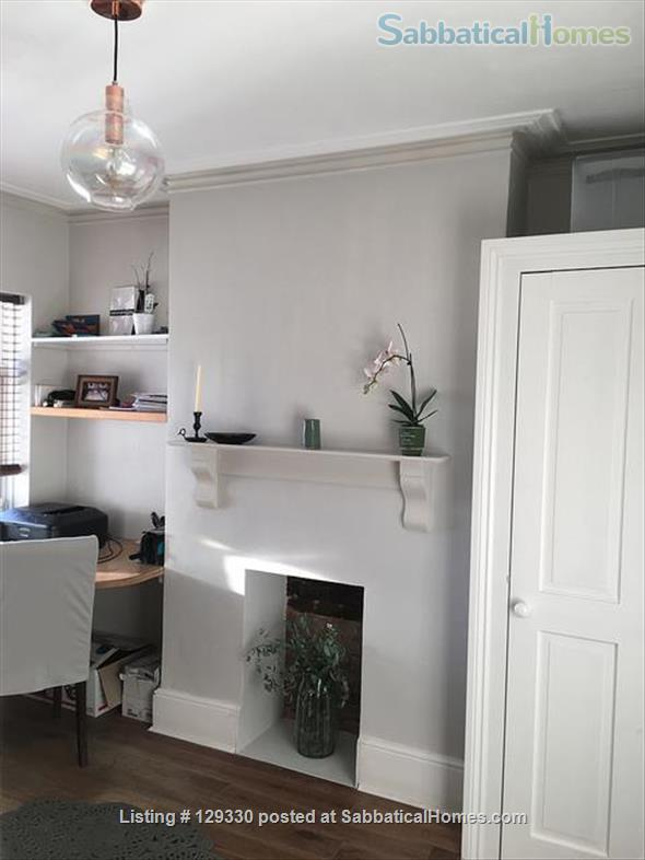 Luxury London Three-Bedroom Garden Duplex Home Rental in South Woodford, England, United Kingdom 8