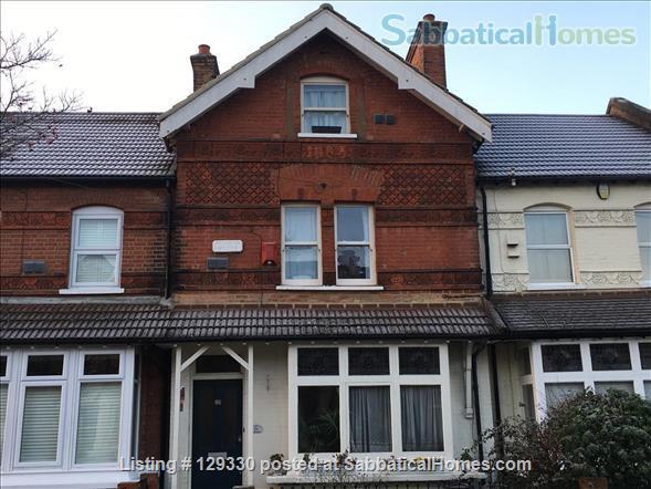 Luxury London Three-Bedroom Garden Duplex Home Rental in South Woodford, England, United Kingdom 9