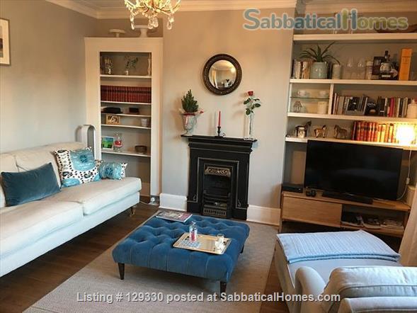 Luxury London Three-Bedroom Garden Duplex Home Rental in South Woodford, England, United Kingdom 1