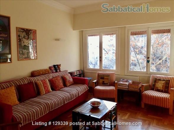 Stylish apartment in the Acropolis area Home Rental in Athina, , Greece 1