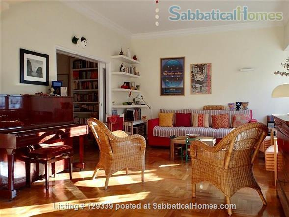 Stylish apartment in the Acropolis area Home Rental in Athina, , Greece 4